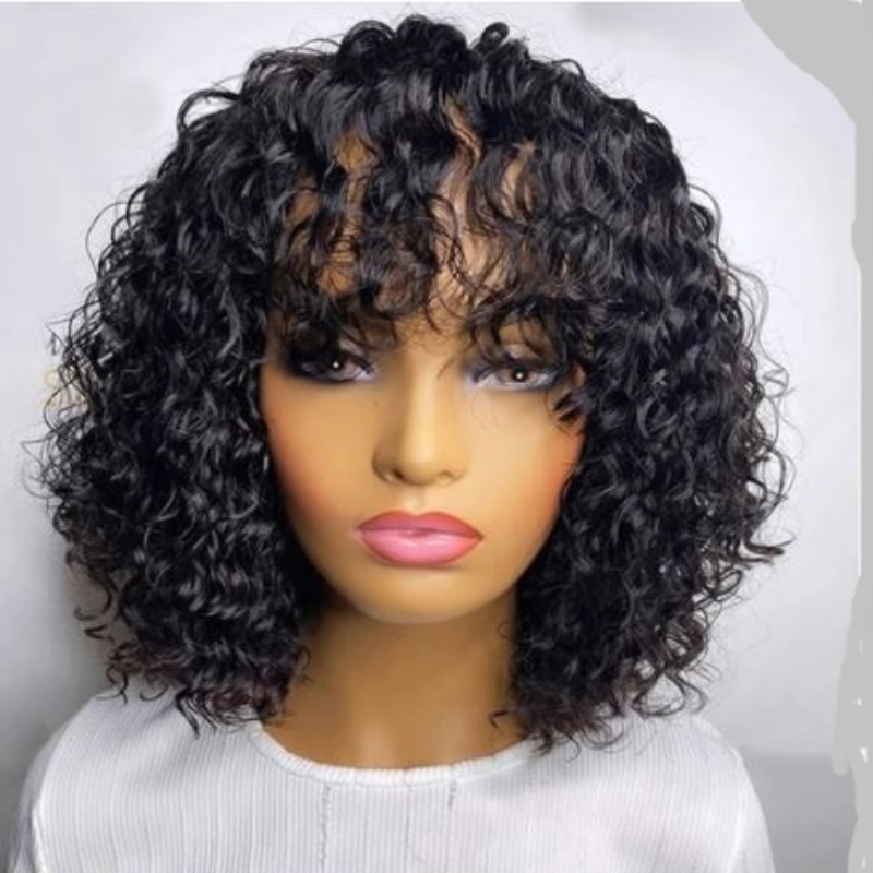 FRENCH WATER CURLY WIG